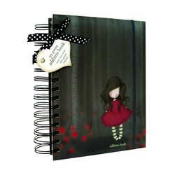 Agenda Gorjuss Poppy Wood