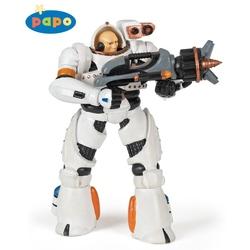 Razboinic umanoid Figurina Papo