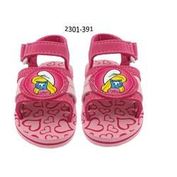 Sandale pentru copii cu Strumfita (masura 22)