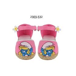 Sandale pentru copii cu Strumfita (masura 28)