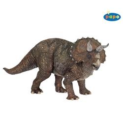 Figurina dinozaur - Triceratops 23x9x10 cm
