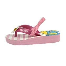 Sandalute pentru copii cu licenta The Smurfs- Strumfita (masura 24)