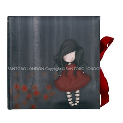 Album foto cu panglica Gorjuss - Poppy Wood