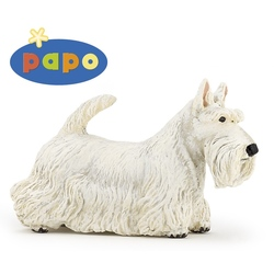 Figurina Papo-Caine Scottish Terrier