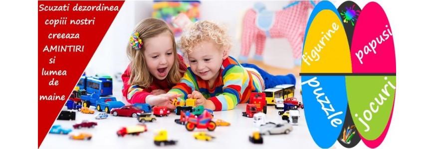 Jucarii Online pentru Copii | JadFlamande.ro