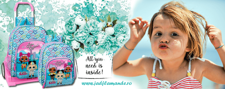 Ghiozdan sau rucsac modern realizate cu atentie pentru copii-Safta